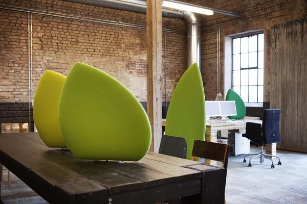 Design au bureau