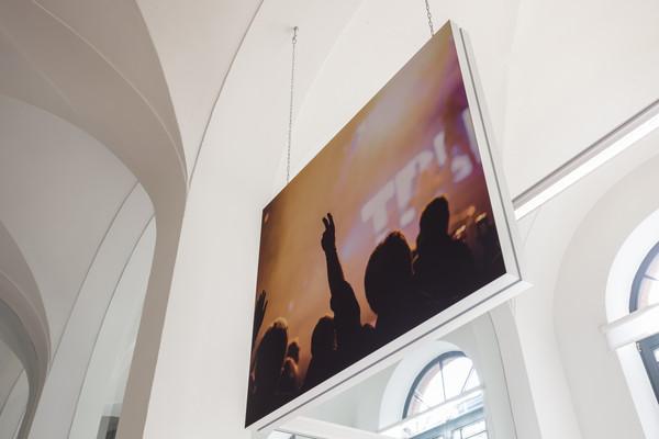 Absorption acoustique au plafond