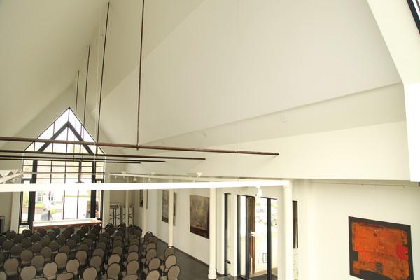 Salle du conseil communal de Sint-Martens-Latem